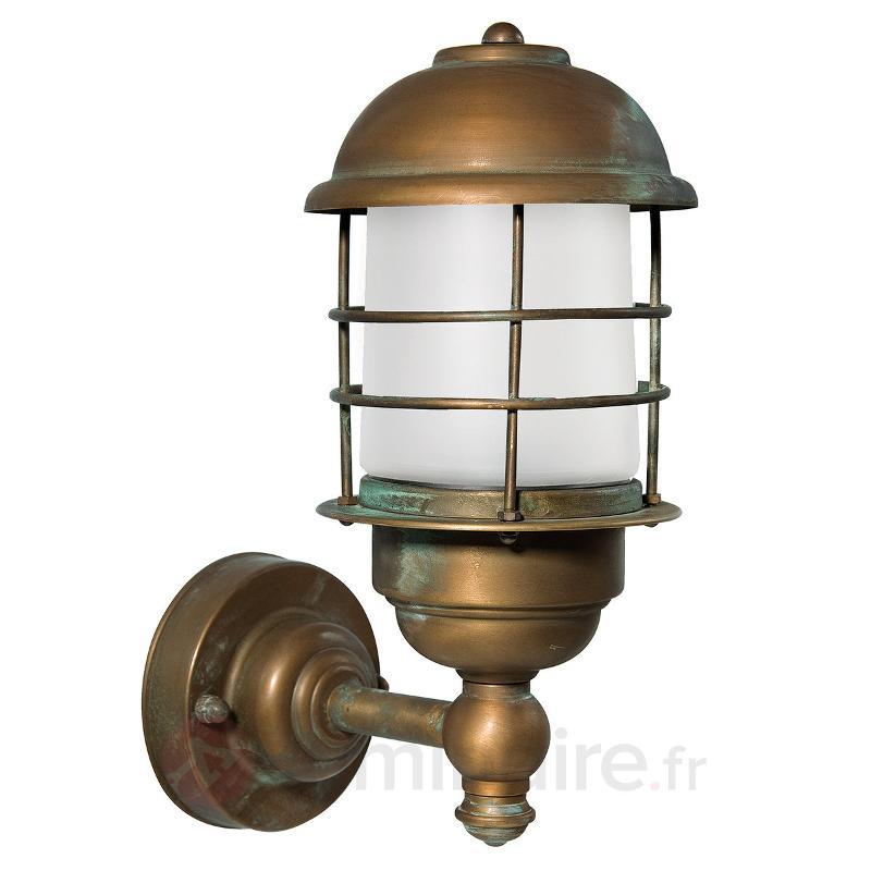 Applique Amando résistant à l'eau de mer - Appliques d'extérieur cuivre/laiton