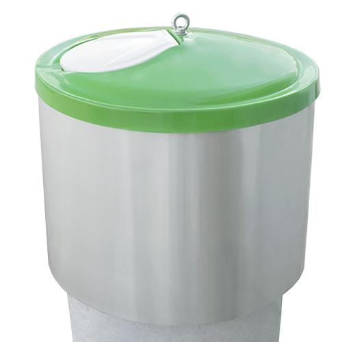 Semi-underground waste & recycle containers  - certified in accordance with the EN 13071