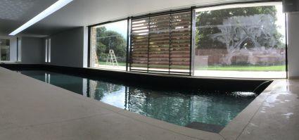 Horizontal sliding window - Motorized sliding window (over 1500kg)