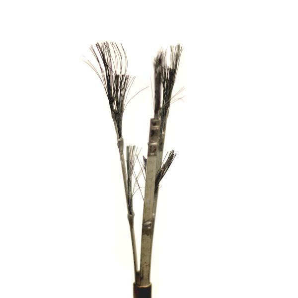 Brosse m&eacutetallique à 3 branches - null