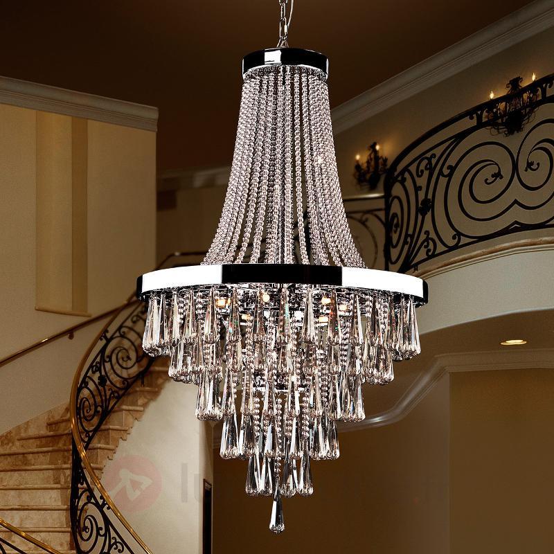 Majestueux lustre cristal Palace - Lustres en cristal