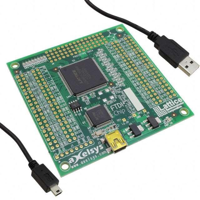 BOARD BREAKOUT MACHX02 - Lattice Semiconductor Corporation LCMXO2-7000HE-B-EVN