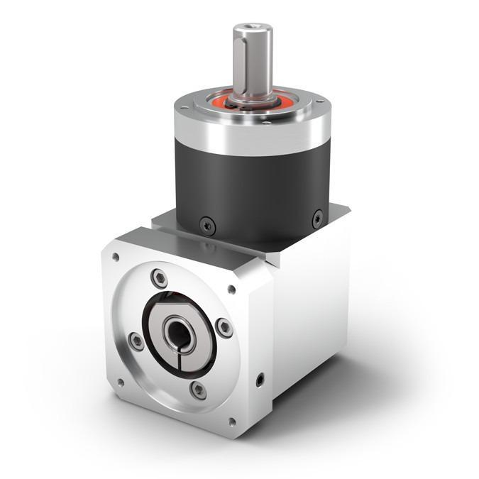 Réducteur planétaire à renvoi d'angle WPLE - Réducteur à arbre de sortie Economy - Section angulaire d'engrenage conique