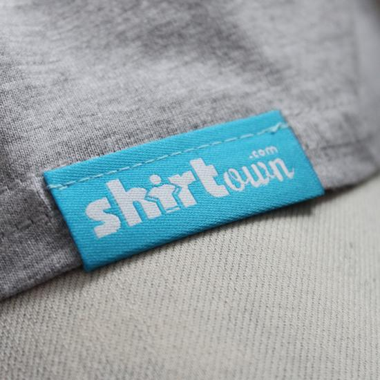 Labeling - Custom T-shirt, printing, labelling, folding and packing