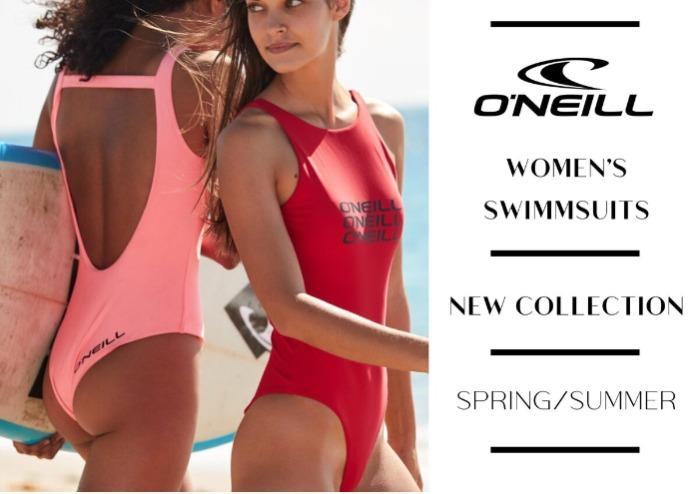 O'NEILL WOMEN'S SWIMWEAR COLLECTION - FROM 3,50 EUR / PC