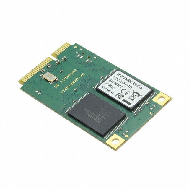 32 GB MSATA DRIVE MINIPCIE IT - VersaLogic Corporation VL-MPES-F1E32