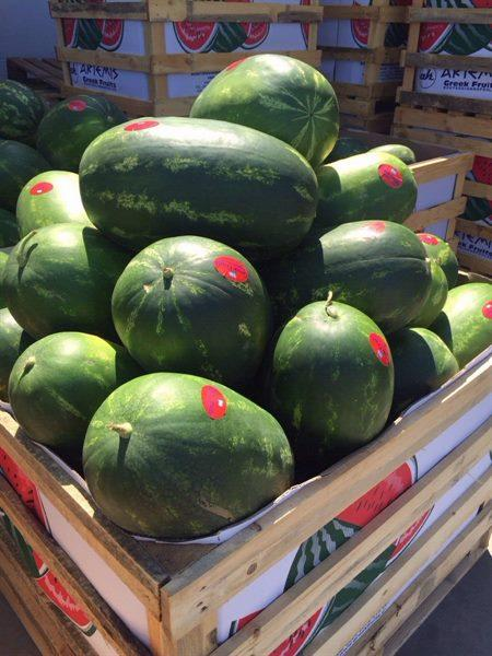 Watermelon season begins in May