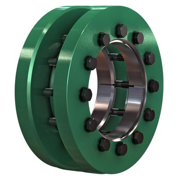 TAS-3081 Standard-Range Strengthened - Shrink Discs 3-part