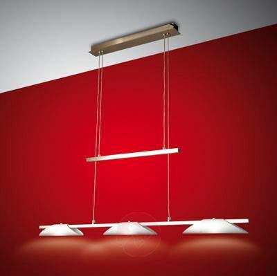 Eos LED Pendant Light Height-Adjustable - Pendant Lighting
