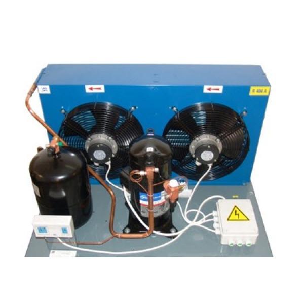 Verflüssigungssatz JDK, Copeland ZR90 K3E, HBP - R404a, 400V - Kälte
