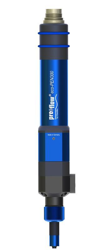 Präzisionsvolumendosierer eco-PEN300 - für 1K-Materialien / Mikrodosierung