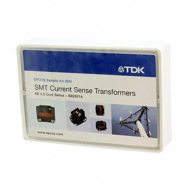 SMT CURRENT SENSE TRANSFORMERS K - EPCOS (TDK) B82801X0001