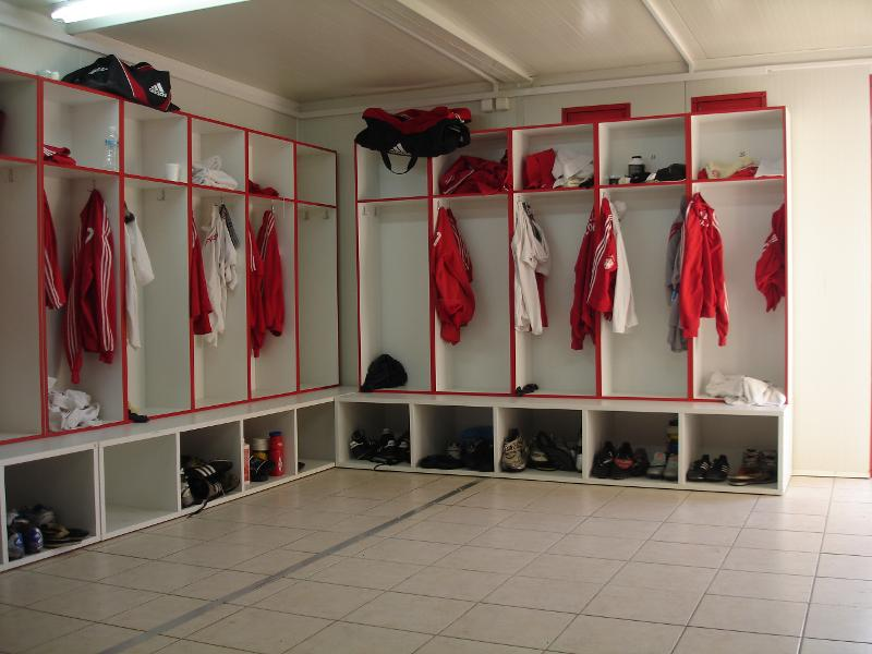 CHANGING ROOMS WC - null