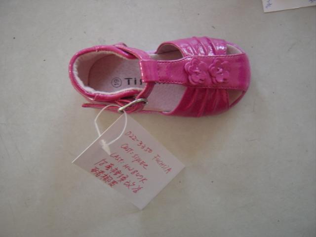 Sandales enfants -