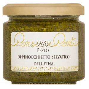 PESTO DI FINOCCHIETTO SELVATICO DELL'ETNA