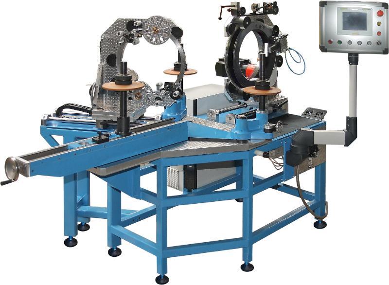 Kombinationsmaschinen - DBW 50