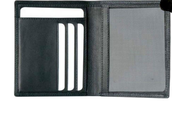 LEATHER WALLET - LEATHER WALLET FOR MEN
