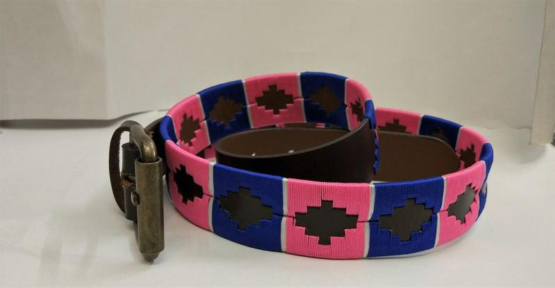 Polo style belt - Gaucho belt for unisex