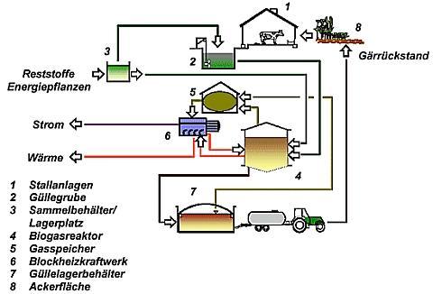 Biogasanlagen (BGA) - null