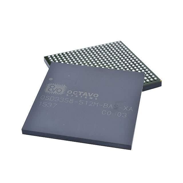 IC SIP BASED ON TI AM3358 400BGA - Octavo Systems LLC OSD3358-512M-BAS