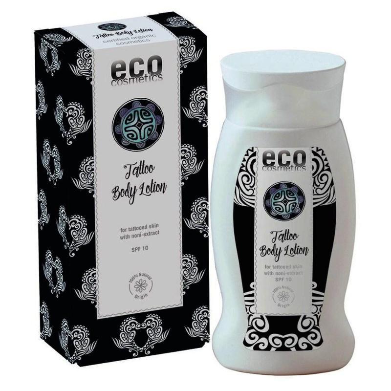 ECO Tattoo Körperlotion LSF 10 - 200ml mit Noni - null