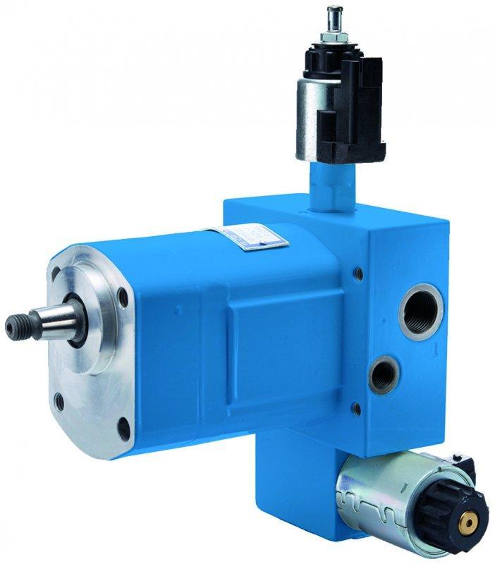Motores de ventiladores hidráulicos KM - Los motores de ventilador se pueden adaptar a cada marca del radiador