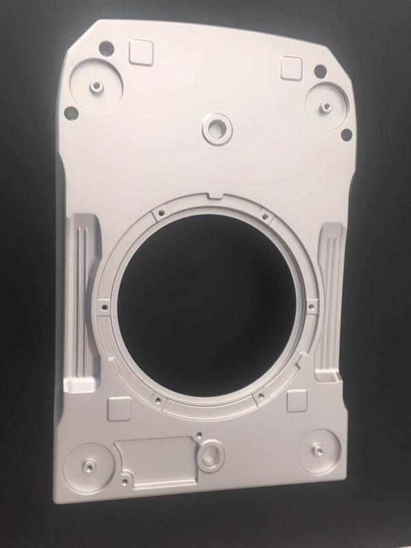 big size aluminum cnc part - customized big size aluminum cnc parts