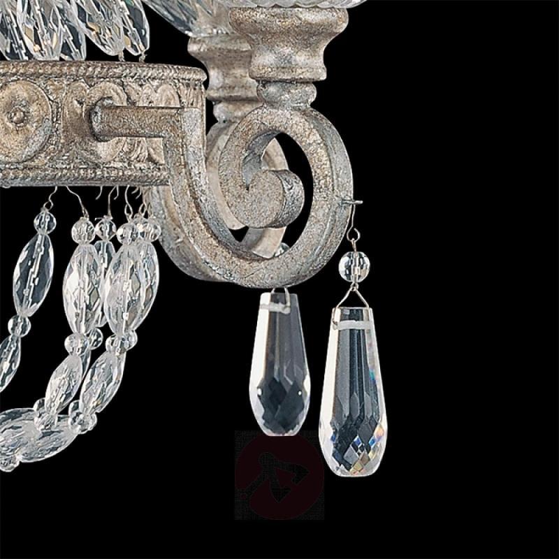 4-light chandelier SHEREZADE - design-hotel-lighting