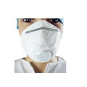 Masque à poussière avec valve -