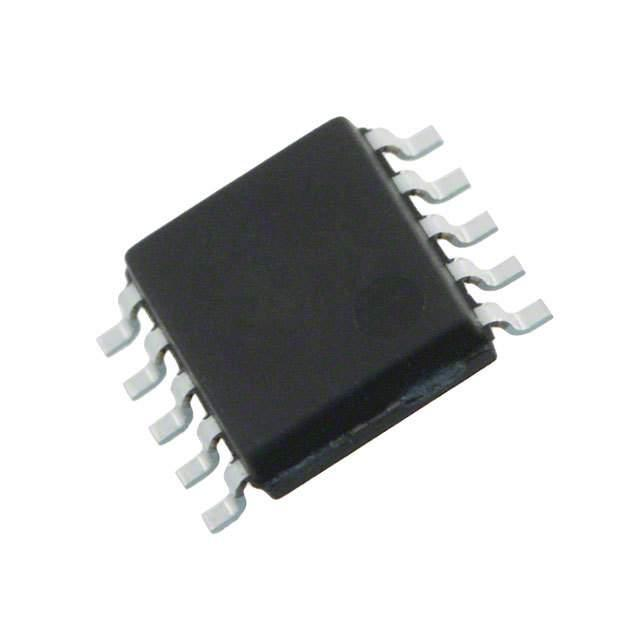 IC MOTOR DRIVER PAR 10SOIC - ON Semiconductor LB1909MC-BH