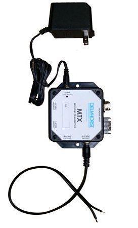 Wood moisture transmitter - MTX