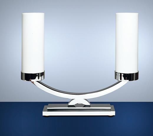 Lampada art deco - Modello 520
