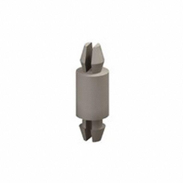 """BRD SPT SNAP FIT/LOCK NYLON 1/4"""" - Keystone Electronics 8881"""