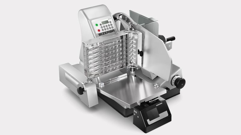Halbautomatische Vertikalschneidemaschine VS12 A W - null