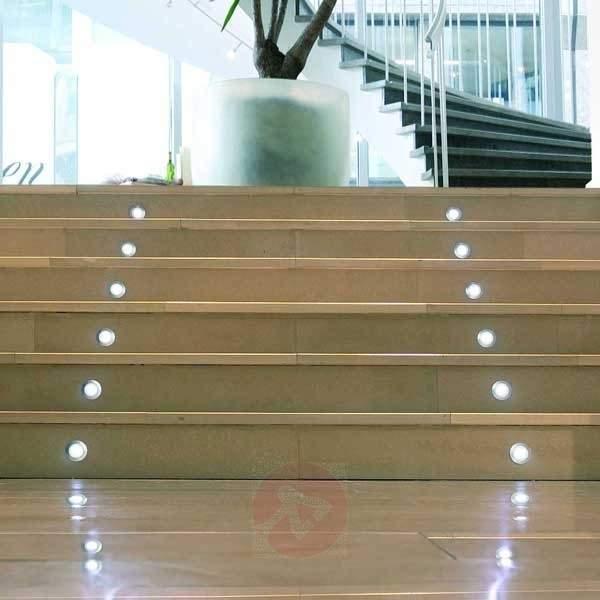 Trail Lite Built-In Floor or Wall Light IP65 - Recessed Spotlights