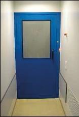 Door & Window for Cleanrooms Panels - Industry NOVACLEAN® Doors and windows