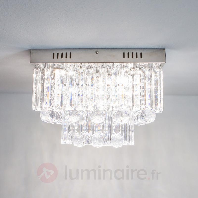 Plafonnier LED scintillant Loan - Plafonniers LED