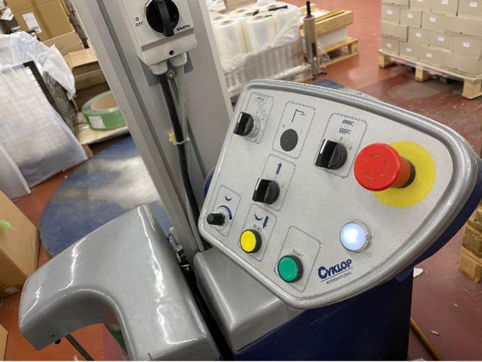 Cyklop 11 205 00 - Used Machine