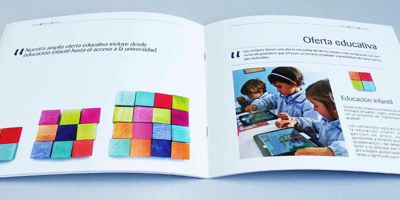 Multi-folded Brochures - null