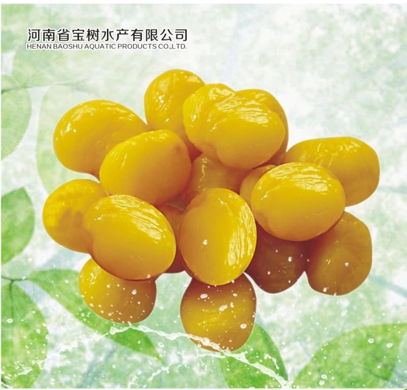 Frozen chestnut kernel