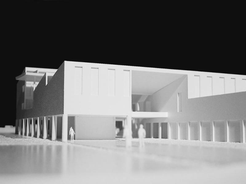 École de formation en hôtellerie - Réalisation de maquettes