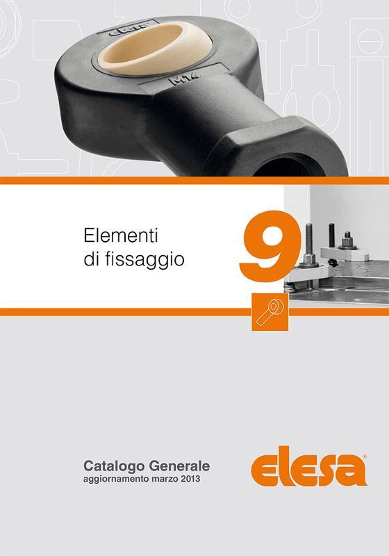 Elementi di serraggio e fissaggio - Accessori e Componenti per l'Industria