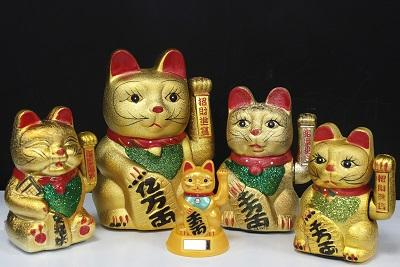 Lucky Waving Chinese Cats - Wholesale Lucky Waving Chinese Cats