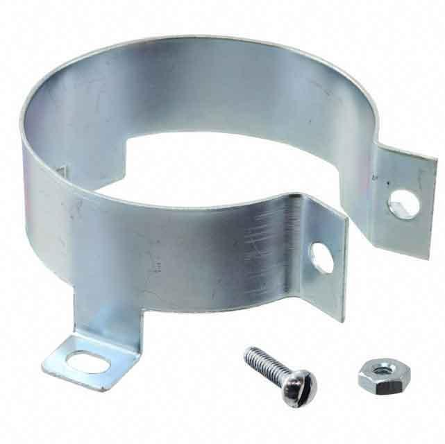 MOUNTING CLAMP VERT 1.75IN DIA - Cornell Dubilier Electronics (CDE) VR6