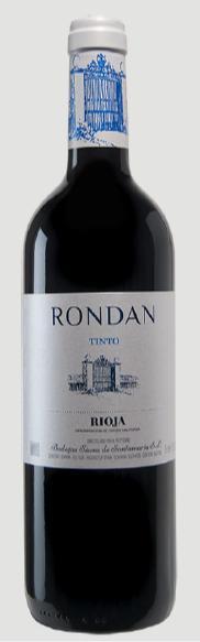 VINO TINTO JOVEN RONDAN D.O. LA RIOJA 2,90€/UND. - !!!OFERTON¡¡¡ VINO TINTO RONDAN JOVEN COSECHA 19/20 D. O. LA RIOJA