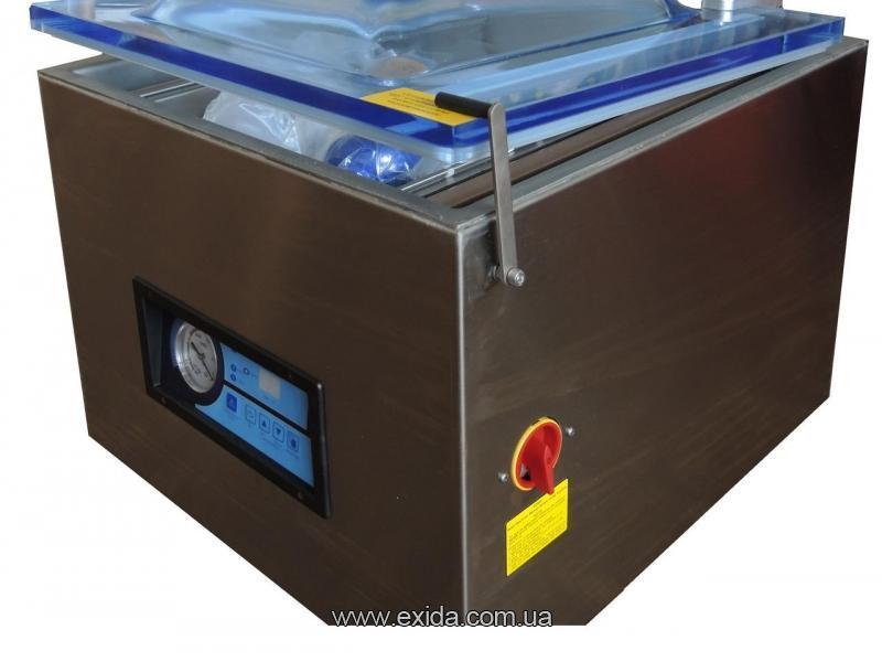 Вакуумный упаковщик однокамерный HVC-410T/2A - Без функции газа