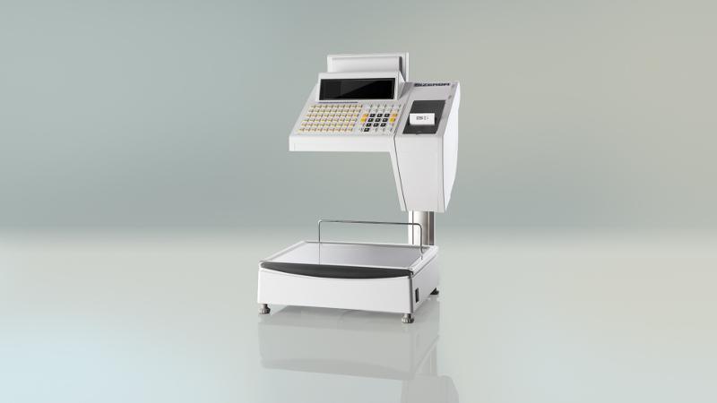 SC II 800 - Basis-Waage