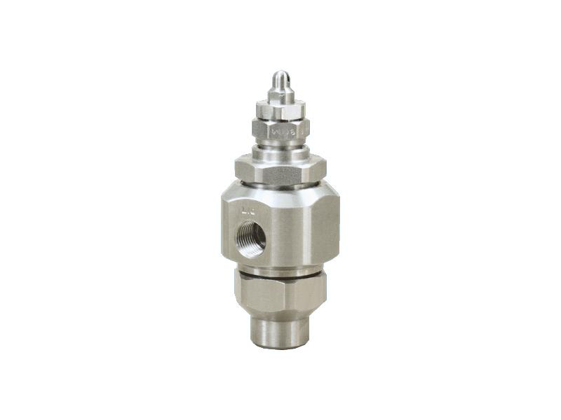 BIMV series – Fine fog flat spray nozzle - Pneumatic Spray Nozzles – All Spray Pattern