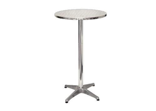 Tables - Stehtisch mit Gusseisenfuß Ø 60 cm