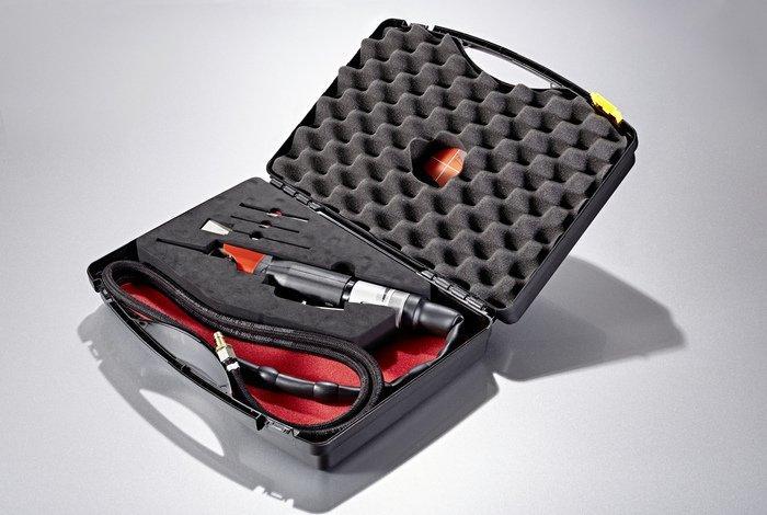 Inividuelle Koffereinlagen aus Schaumstoff - null